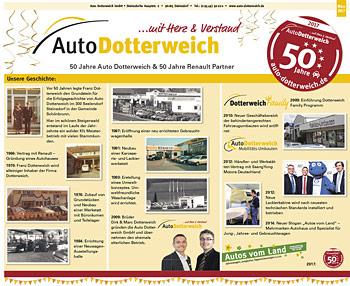 50 Jahre Auto Dotterweich