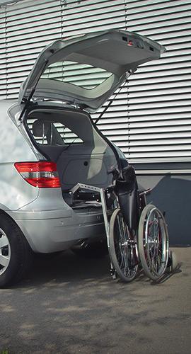 Rollstuhlverladesysteme